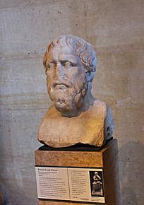 长络腮胡子的罗马人