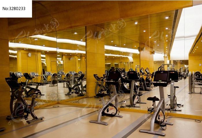 健身房图片,高清大图_酒店宾馆素材