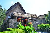 汉族海草屋