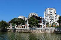 印象南塘沿岸建筑
