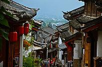 丽江古镇建筑特色