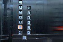 室内电梯内部
