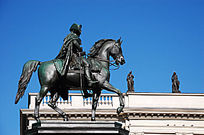柏林骑士雕像