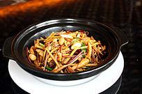 砂锅什锦菜