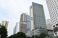 珠江新城建筑风情
