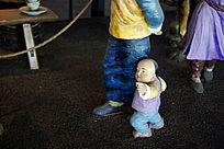 儿童人像雕塑