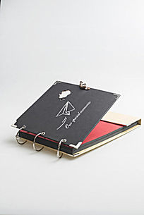 纸飞机DIY相册