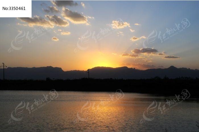 湖光木纹黑白贴图
