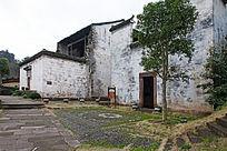 休宁古城岩民居建筑