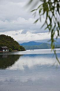 云南的湖光山色