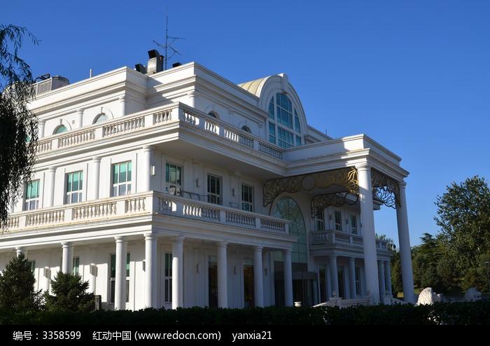 欧式风格建筑图片,高清大图