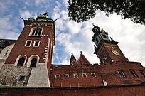 城堡和教堂