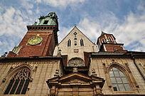 城堡里的教堂