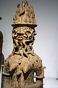 非洲木雕艺术精品