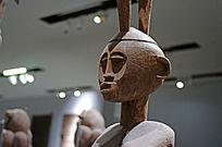 非洲女人头像