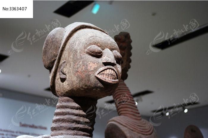 非洲女人像图片 艺术文化图片