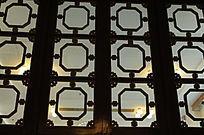 建筑装潢 木格窗