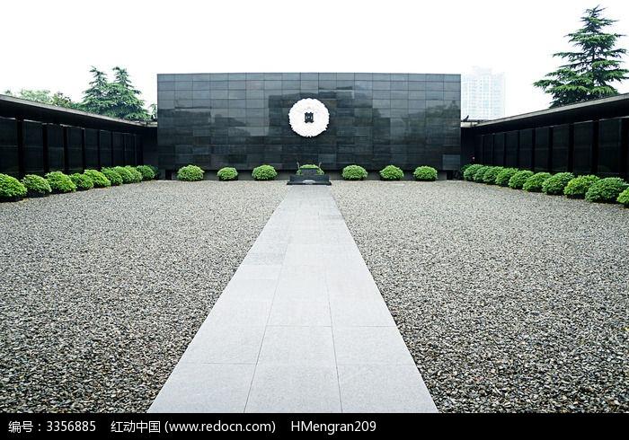 祭祀广场石头铺地