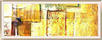 无框画 抽象装饰画
