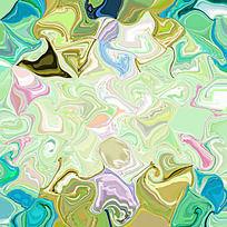 装饰画 油画 抽象