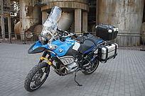 宝马摩托车 798 艺术