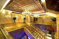 酒店楼梯图