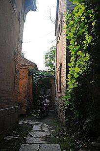 农村小巷子