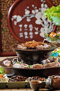羊肉煲 猪肉煲 骨头煲 鸡煲 鸭煲 火锅食材