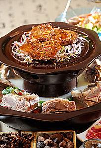 猪肉煲 骨头煲 鸡煲鸭煲火锅食材