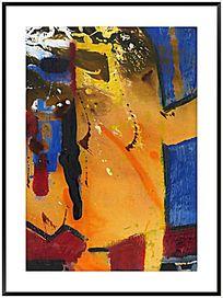 抽象装饰画 抽象艺术