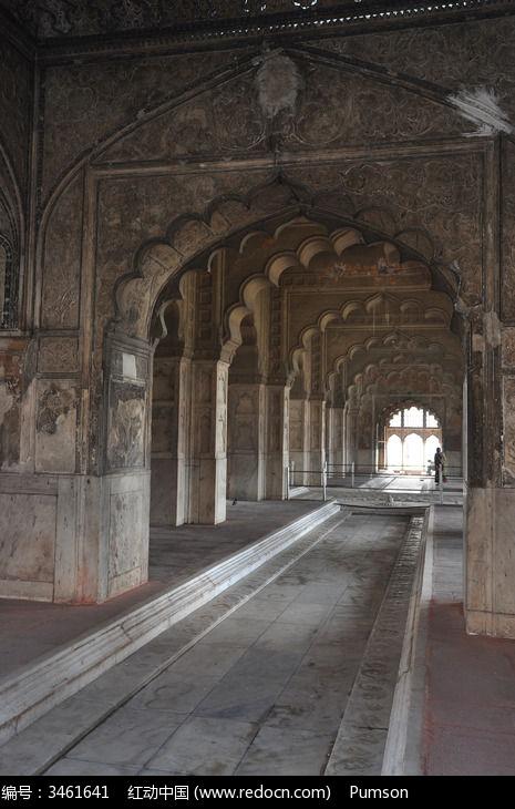漂亮的宫殿内部图片图片