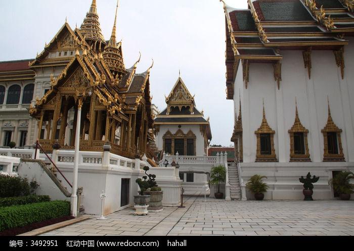 曼谷大皇宫宫殿图片图片
