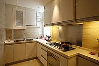 室内装饰厨房图