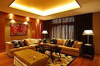 室内装饰客厅图
