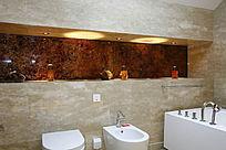 室内装饰卫生间图