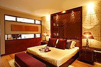 优雅卧室图