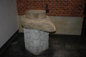 古代用具石磨