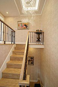 室内装饰楼梯效果图
