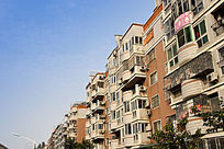 住宅居民区建筑