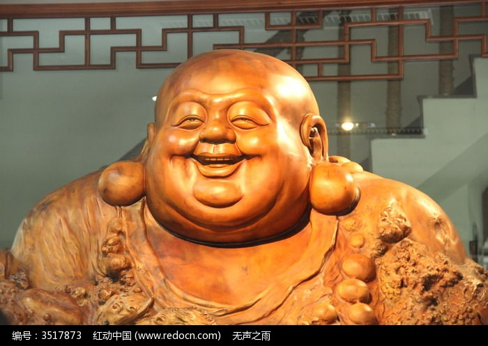 佛雕塑弥勒佛图片,高清大图