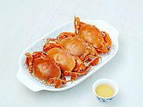 美食海鲜螃蟹图片