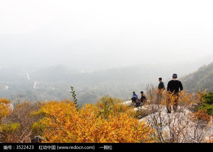 秋季户外运动_落基山脉深呼吸加拿大秋季户外运动_大运通州