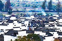 卢村民居建筑