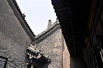 古城内古建筑一角