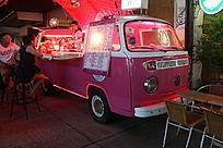 移动式酒吧车