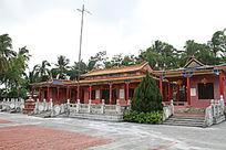 寺庙建筑摄影