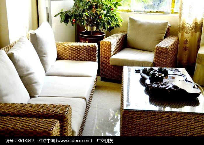 藤条家具_藤条家具沙发图片