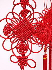 中国元素中国结图片