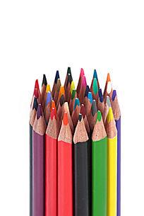一把彩色铅笔