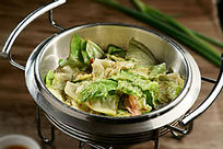 餐饮美食图片菜肴图片干锅包菜